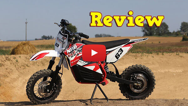 Video Review about NRG R1-M 350W 36V Electric Dirt Bike Kids Motorbike