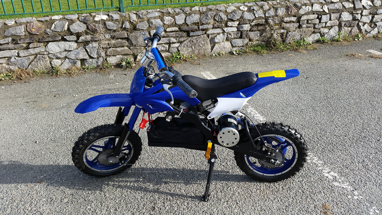 APOLLO 1000W 36V Electric Dirt Bike Kids Motorbike from Nitro Motors, Mini Bikes Store