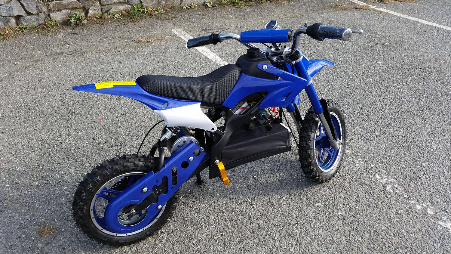 APOLLO 1000W 36V Electric Dirt Bike Kids Motorbike from Nitro Motors, Mini Bikes Store