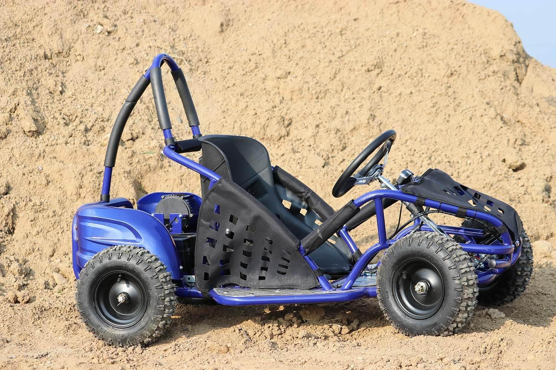 GoKid 1000W 48V Electric Kids Buggy Gokart from Nitro Motors, Mini Bikes Store2