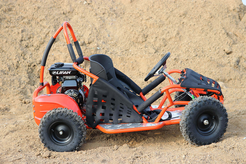 GoKid 80cc Petrol Kids Buggy with Lifan Engine from Nitro Motors, Mini Bikes Store