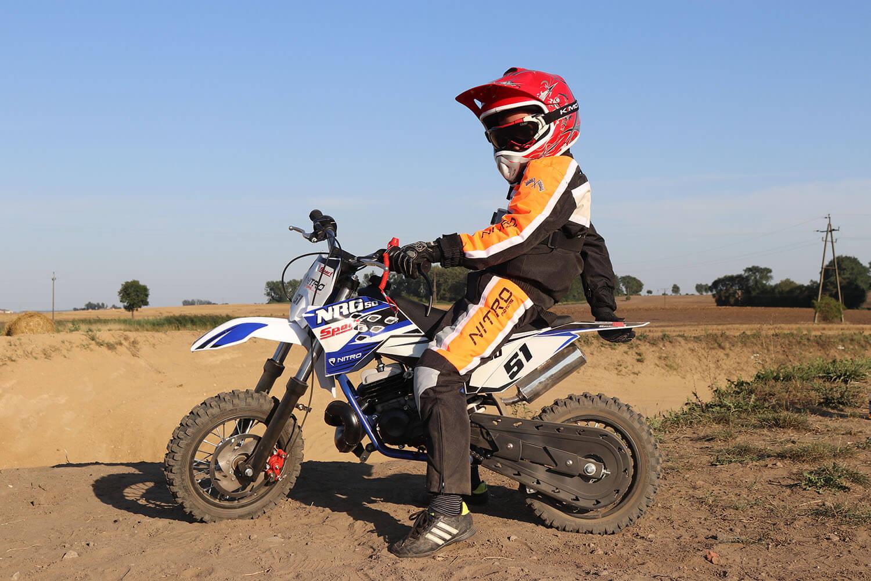 NRG50 50cc Dirt Bike Motorbike Motocross 9HP KTM Replica 10