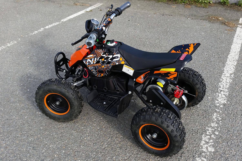 Repti Deluxe 800W 36V KIDS ELECTRIC QUAD BIKE from Nitro Motors, Mini Bikes Store