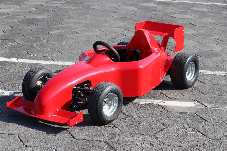 Spy F1 Mini Formula 1 for kids, Electric Go kart 1000W 48V, Car for children from Nitro Motors, Mini Bikes Store 1