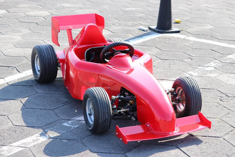 Spy F1 Mini Formula 1 for kids, Electric Go kart 1000W 48V, Car for children from Nitro Motors, Mini Bikes Store