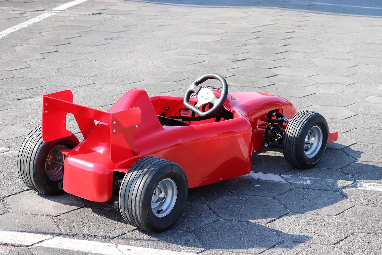 Spy F1 Mini Formula 1 for kids, Electric Go kart 1000W 48V, Car for children from Nitro Motors, Mini Bikes Store 2