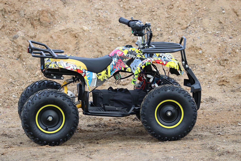 Torino 1000W 48V Kids Electric Quad Bike from Nitro Motors, Mini Bikes Store