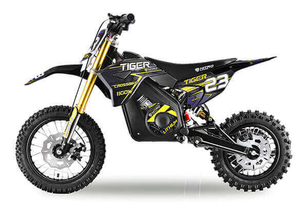 Tiger 1100W 36V LI-ION Electric Dirt Bike