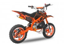 Apollo E-Start 50cc KIDS MINI DIRT BIKE I MOTORBIKE