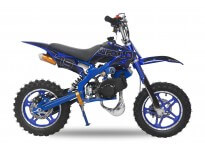 Apollo E-Start 50cc Mini Dirt Bike Kids Motorbike