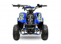 BigFoot V2 125cc PETROL KIDS MIDI QUAD BIKE