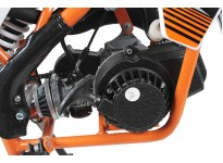 Gazelle Deluxe E-Start 50cc Mini Dirt Bike Kids Motorbike