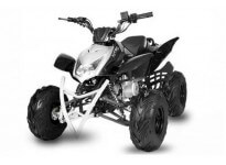 Jumper RG7 125cc Petrol Midi Quad Bike Automatic + Reverse, 4 Stroke Engine, Electric Start, Nitro Motors