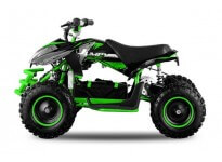 Jumpy Deluxe 1000W 48V Kids Electric Quad Bike