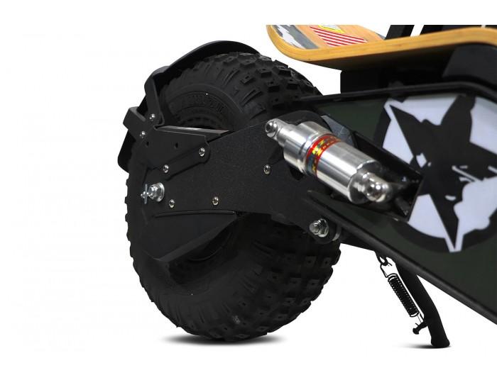 Velocifero MAD 2000W 60V Lithium-Ion Electric Scooter