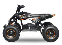 Madox Deluxe L 1300W 48V Li-Ion Kids Electric Quad Bike