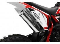 "NRG50 50cc Dirt Bike Motorbike Motocross 9HP KTM Replica 12/10"" Kick Start"