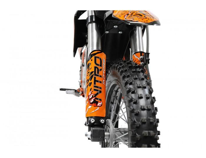 Serval Prime 1200W 48V Electric Dirt Bike Kids Motorbike Brushless Lithium Ion Battery