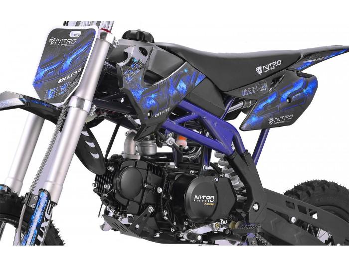 Sky Deluxe 125cc PIT BIKE - DIRT BIKE - MOTORBIKE