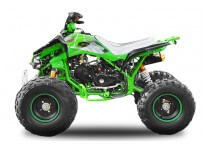 Speedbird Sport RS8 125cc PETROL KIDS MIDI QUAD BIKE