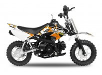 Storm 90cc AUTOMATIC MINI PIT BIKE - DIRT BIKE