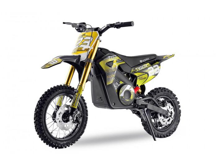Tiger 1000W 36V Electric Dirt Bike Kids Motorbike XTM MX-PRO 1000w Neodymium Magnet Motor