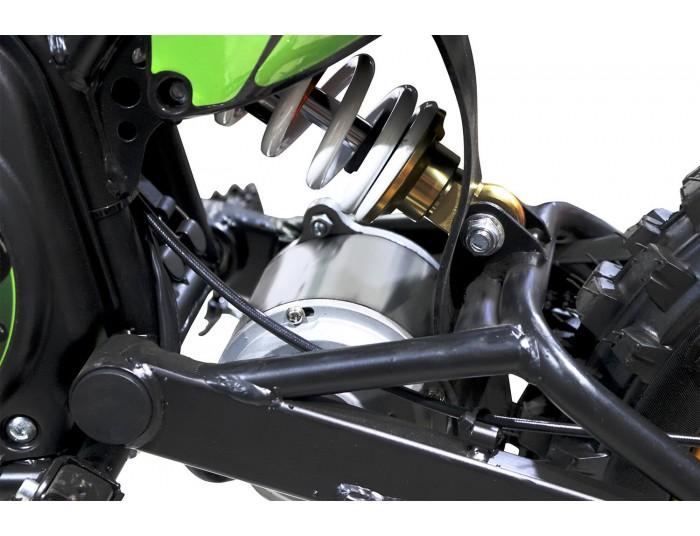 Tiger 1300W 48V Electric Dirt Bike Kids Motorbike 1300w Neodymium Magnet Motor Lithium-Ion Battery