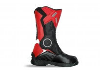 Kimo Junior Motocross Boots - Red