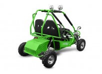 Buggy 450W 36V - Electric Buggy - 3x12V 12Ah Batteries - Speed Restrictor - Lights