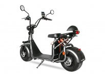 Cruzer 1500W 60V - E-Scooter - Lithium-ion Battery - 2 Seater - Road Legal - LED Lights