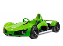 GT Razer 1000W 48V Electric Mini Car