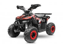Hawk Sport Edition 125cc Petrol Midi Quad Bike Automatic, 4 Stroke Engine, Electric Start, Nitro Motors