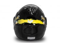 Junior Full Face Helmet - Black