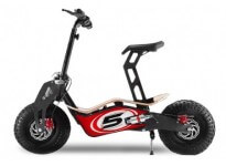 Velocifero MAD 1600W 48V Electric Scooter