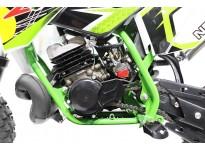 "NRG50 50cc Dirt Bike Motorbike Motocross 9HP KTM Replica 10"" Kick Start"