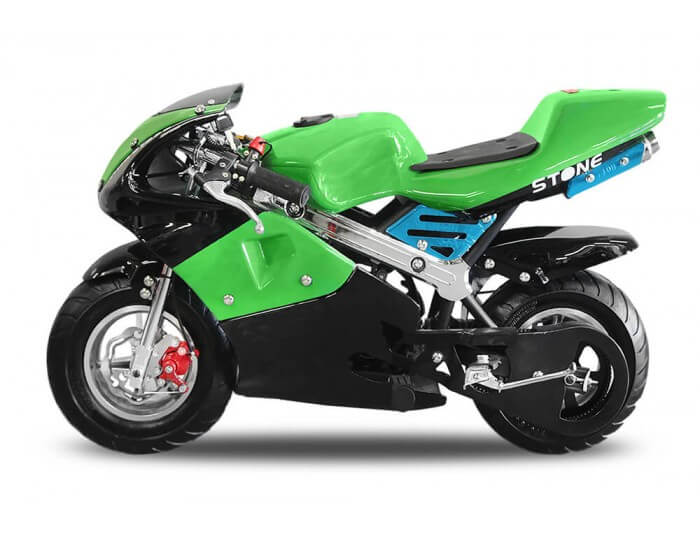PS88 50cc Pocket Bike Mini Moto Racing Bike