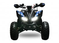 Rizzo RS8 Petrol Midi Quad Bike Automatic, 4 Stroke Engine, Electric Start, Nitro Motors