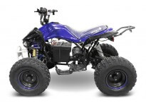 Speedy 1000W 48V XXL Kids Electric Quad Bike