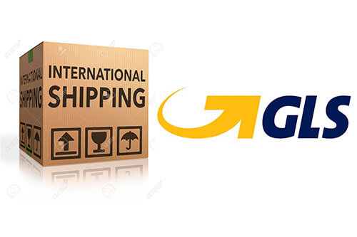 International delivery by GLS