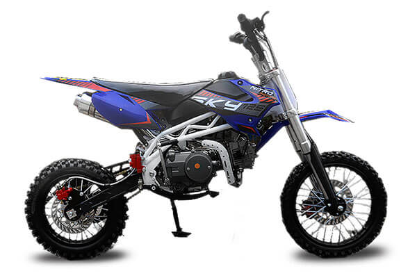 Category Pit Bikes 125cc +