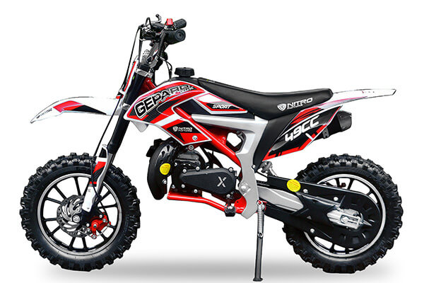 Category Dirt Bikes 49cc