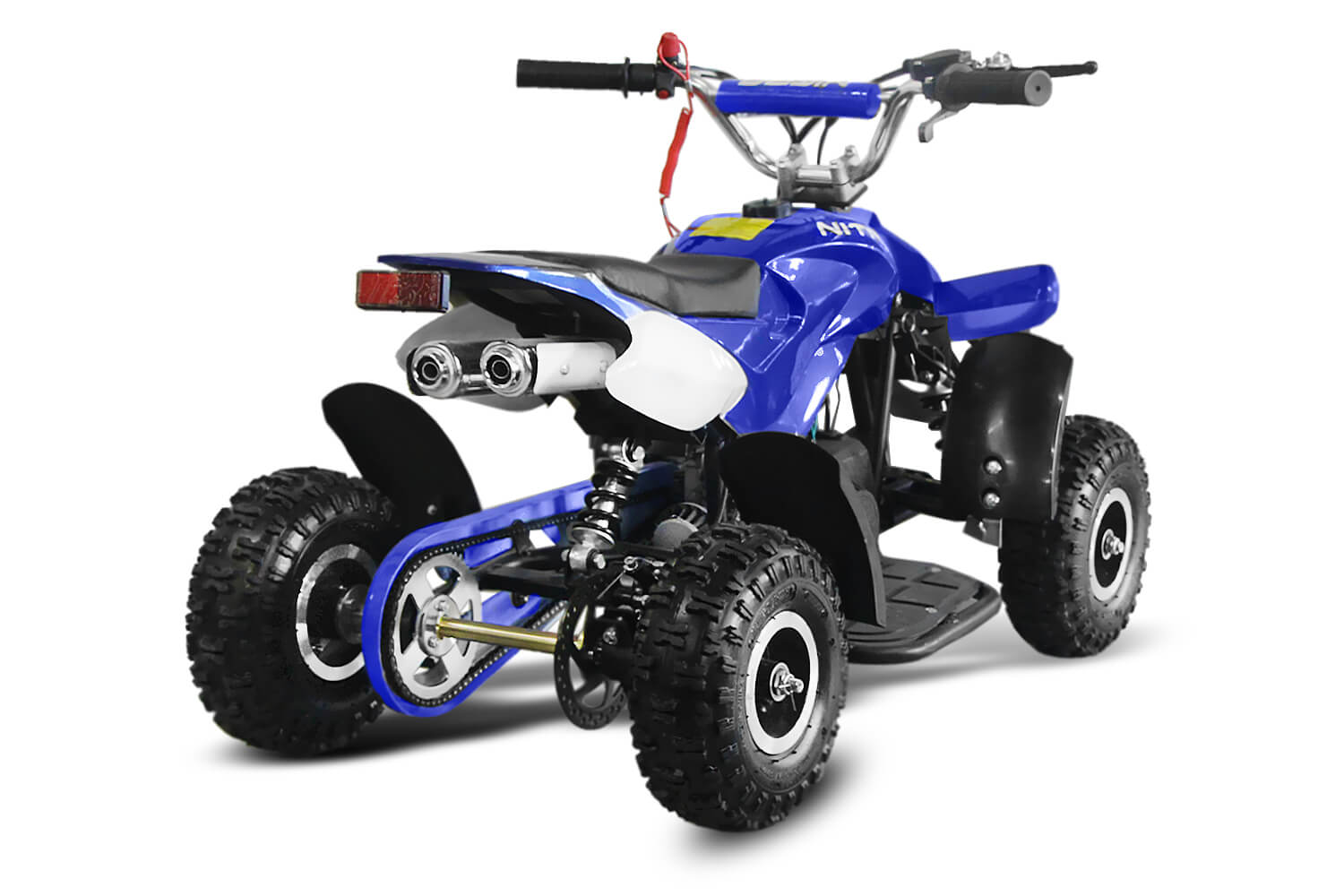Dragon Ii 49cc Mini Quad From Nitro Motors Bikes Store How To Wire A Kill Switch On Small Engine Youtube Specification