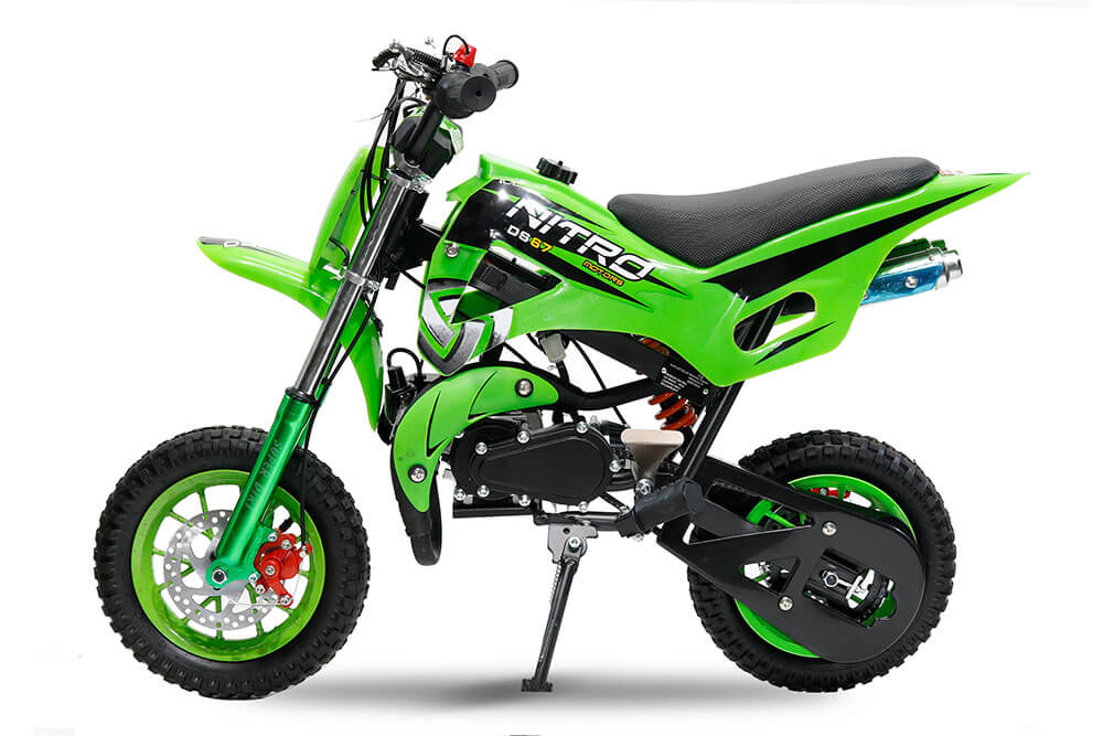 Dirt Bikes 49cc DS67 Nitro Motors Mini Bikes Store - We ship ...