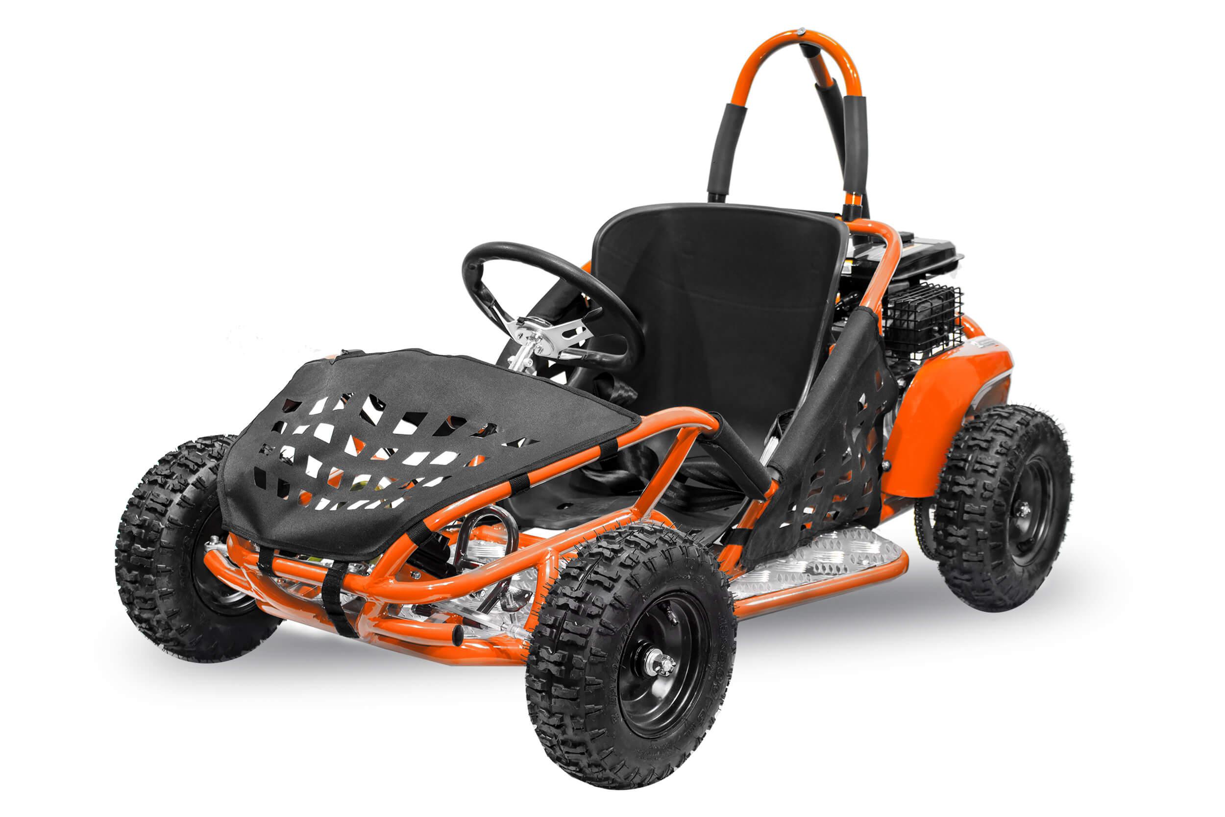 GoKid 80cc Buggy - 4 Stroke Engine - Automatic - 6 inch Wheels - Steel Frame