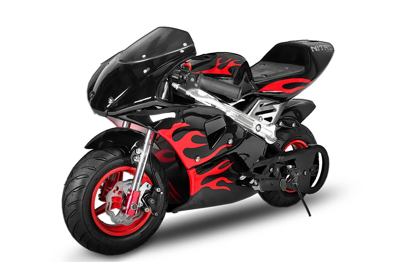 Pocket Bike 49cc Mini Moto Nitro Motors - Best Mini Moto ...